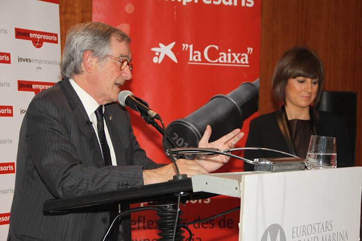 Xavier Trias afirma que España tiene un problema con el inglés