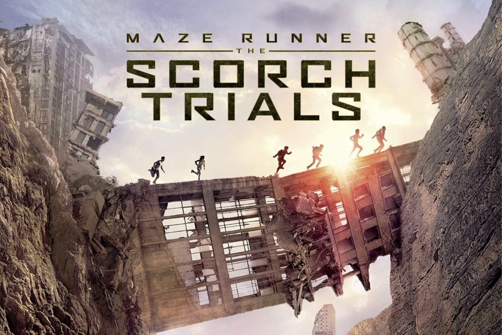 Student's Review: 'The Scorch Trials' by Sònia Vallès