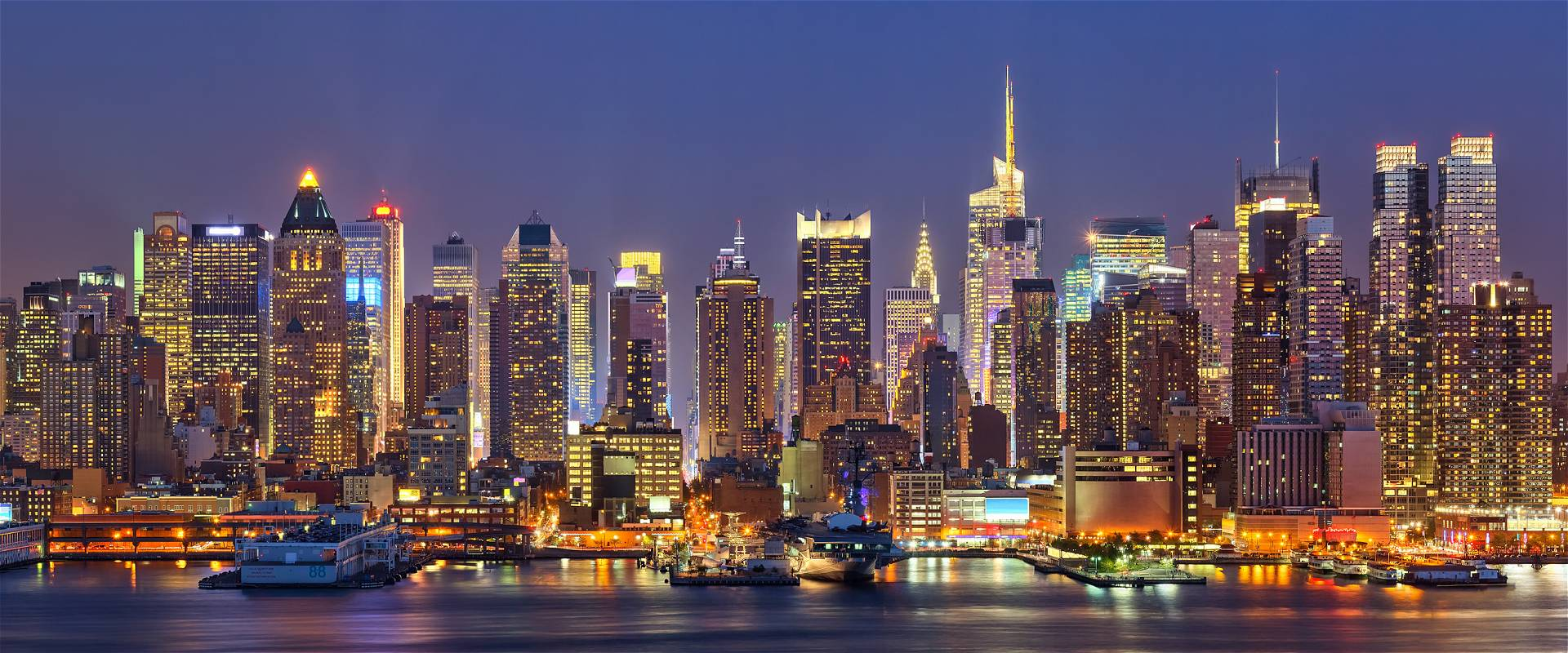 Student's Review.'A trip to New York' by Eliseu Vilaclara