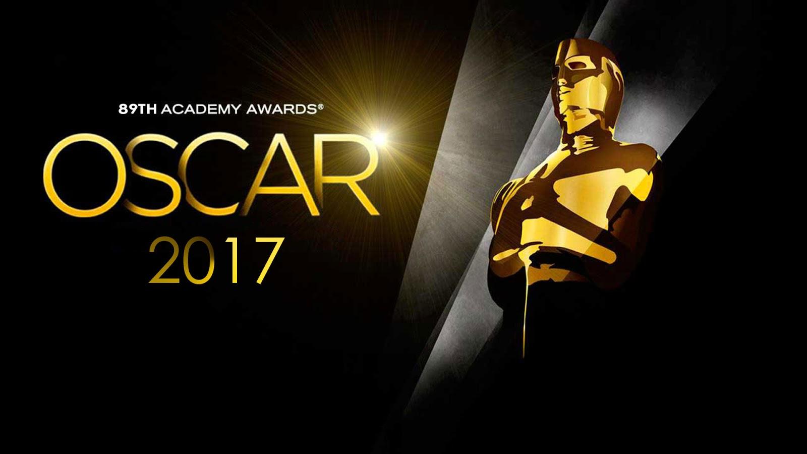 The 2017 Oscars! (by Amanda Jones)