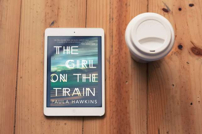 The Girl on the Train, by Patricia